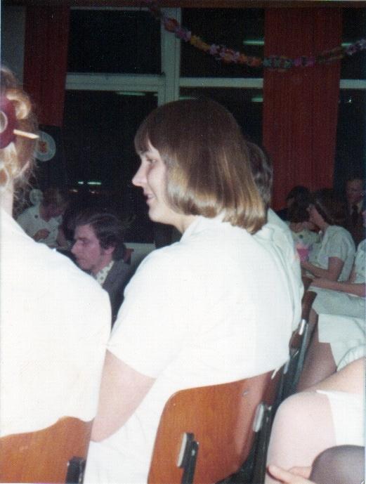 05 Marian van Gemert-de Reus Feb 1976 eindexamenklas van de groep van Feb 1972