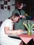 03 Marian van Gemert-de Reus Feb 1976 eindexamenklas van de groep van Feb 1972