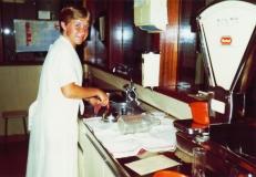 Spoelkeuken B4 1980 Liesbeth Pannekoek